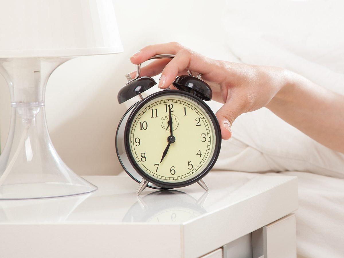 Funny Parenting Tweets - Alarm Clock