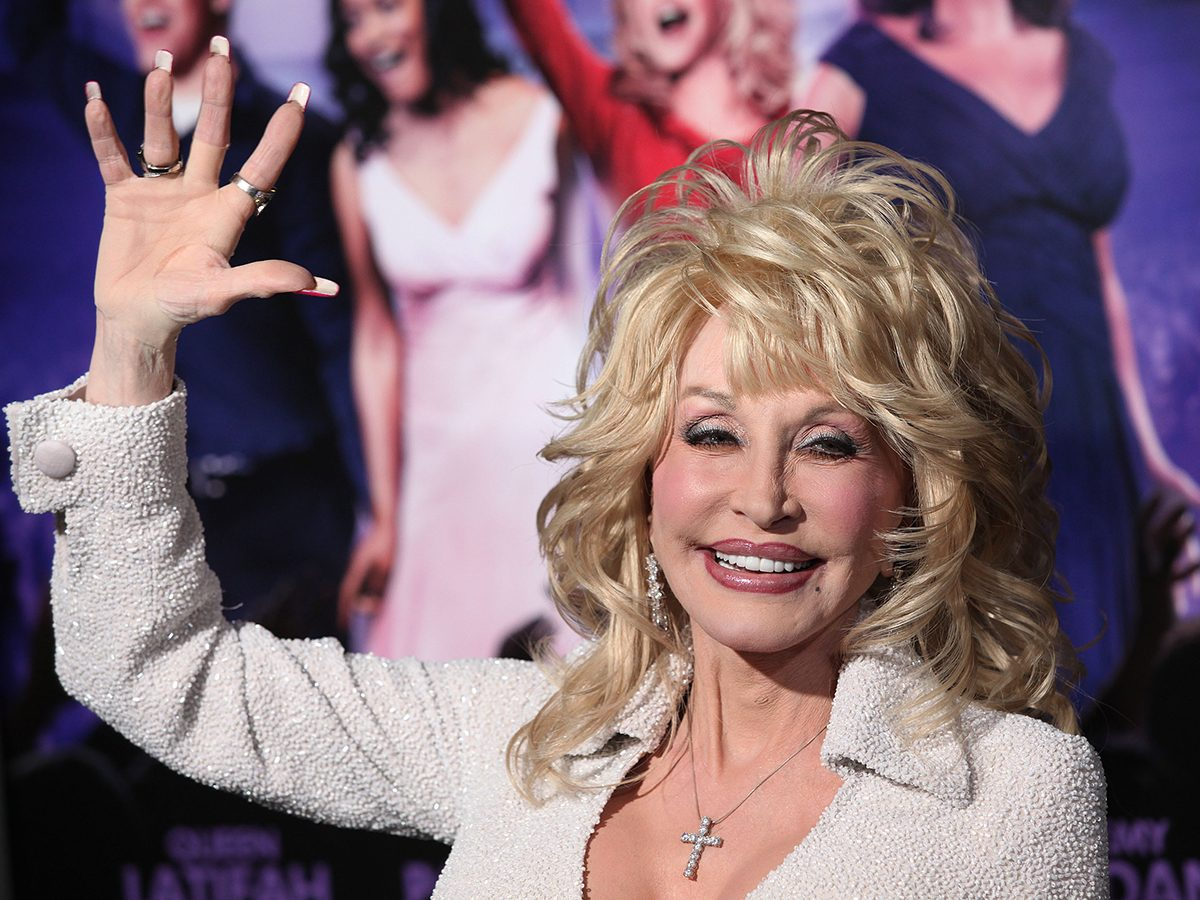 Funny Tweets - Dolly Parton