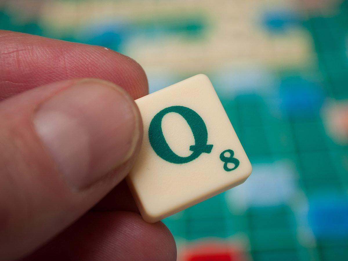 Funny Tweets - Scrabble Q Tile