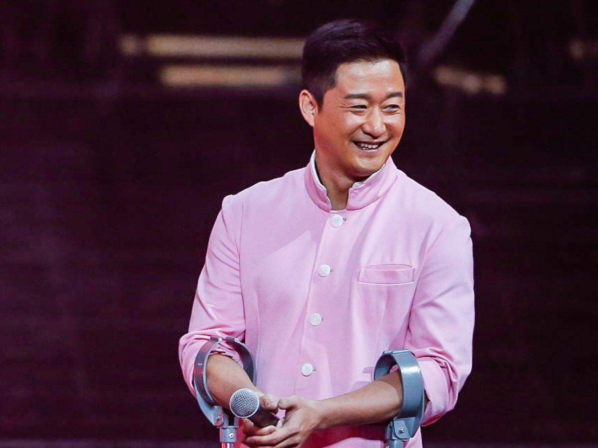 Actor Wu Jing