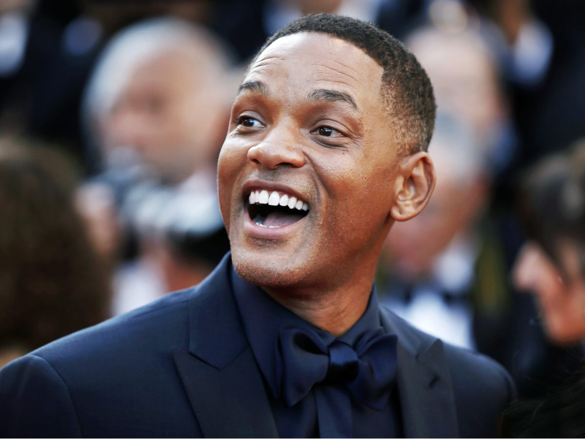 Will Smith at the Cannes Film Festival