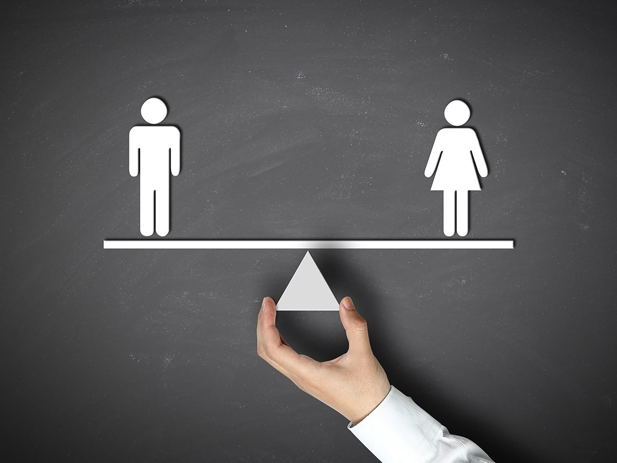 Good news - gender equality in Germany