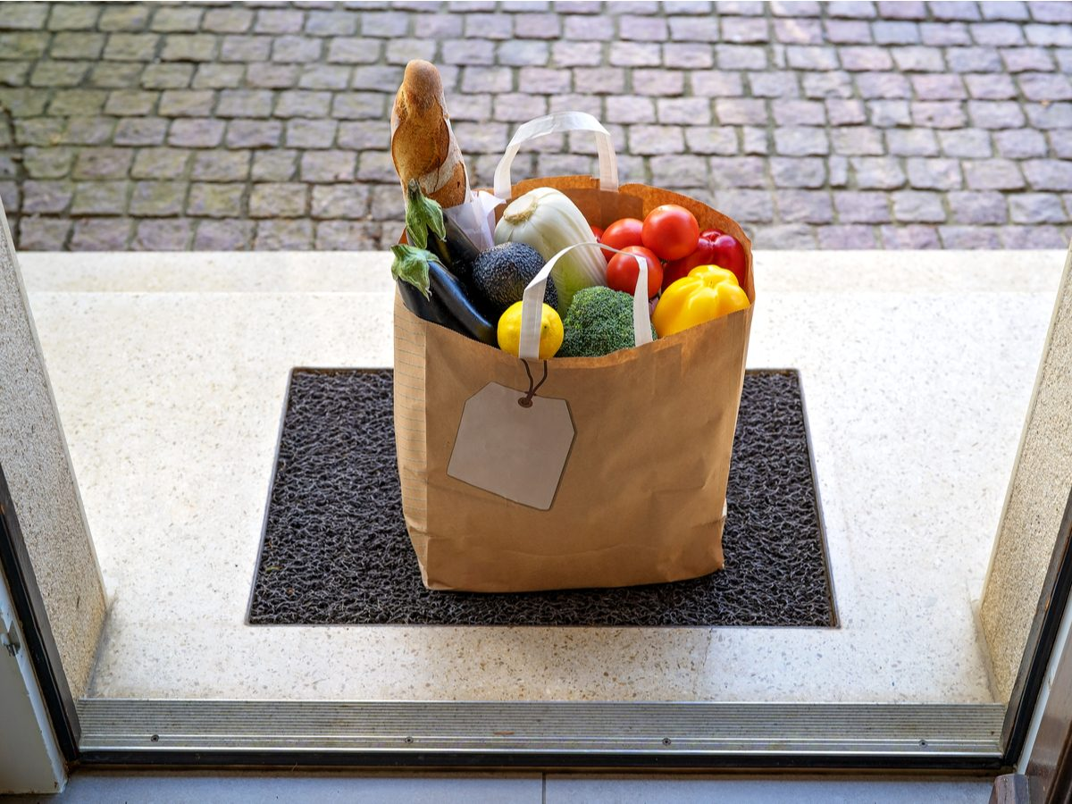 COVID-19 Acts of Kindness - groceries