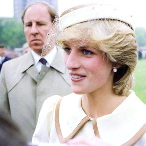 Princess Diana Facts - Diana In Halifax Nova Scotia 1983