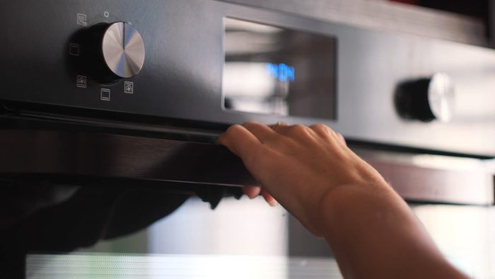 Ways to cook everything faster - Preheat oven