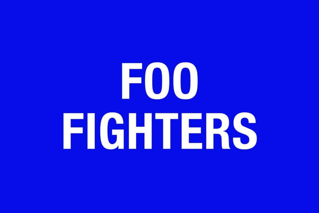 Jeopardy categories that stump everyone - Foo Fighters