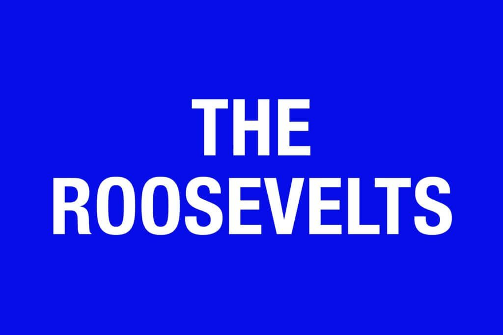 Jeopardy categories that stump everyone - The Roosevelts