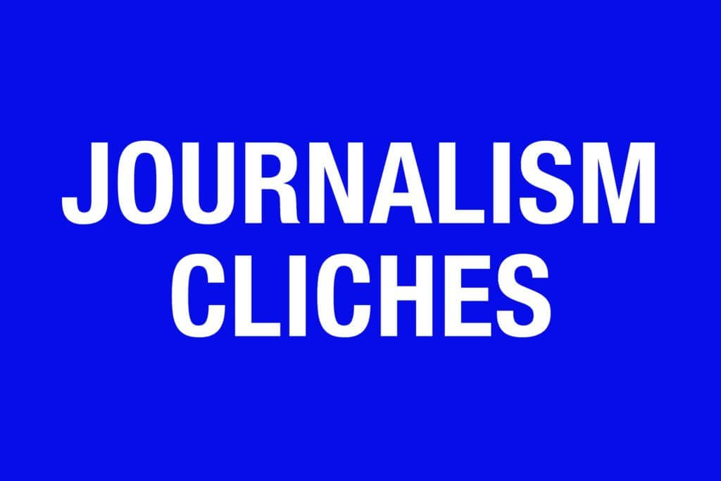 Jeopardy categories that stump everyone - Journalism Cliches