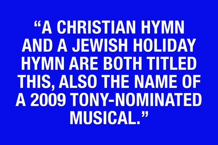 Final Jeopardy questions - clue 15