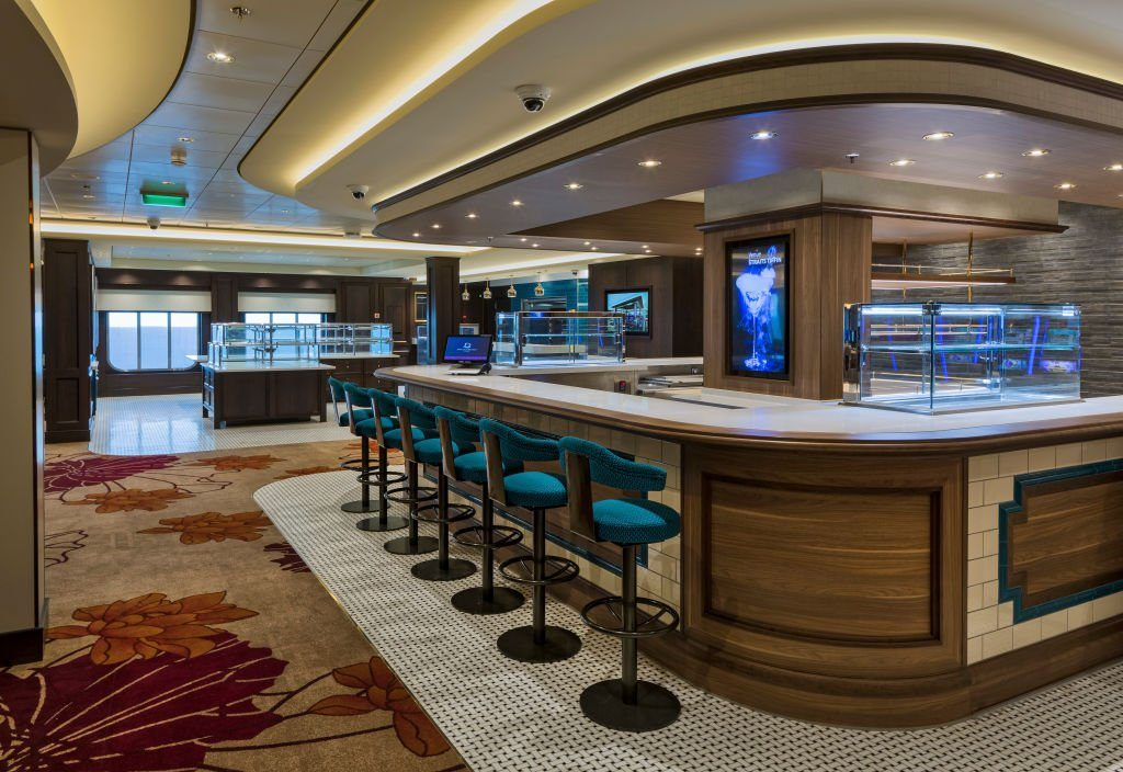 Genting Dream Cruise Ship, NA, China. Architect: SMC Design, 2016.