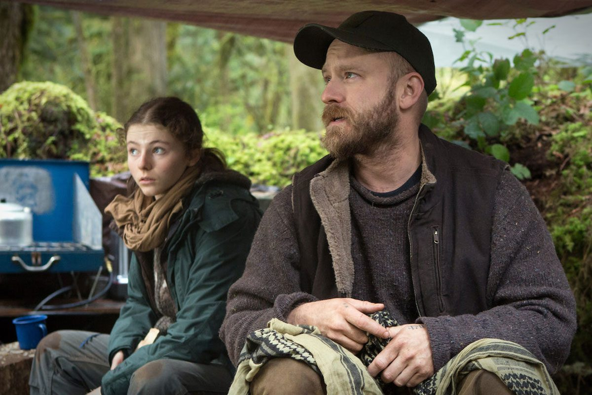 Best drama movies on Netflix Canada - Leave No Trace