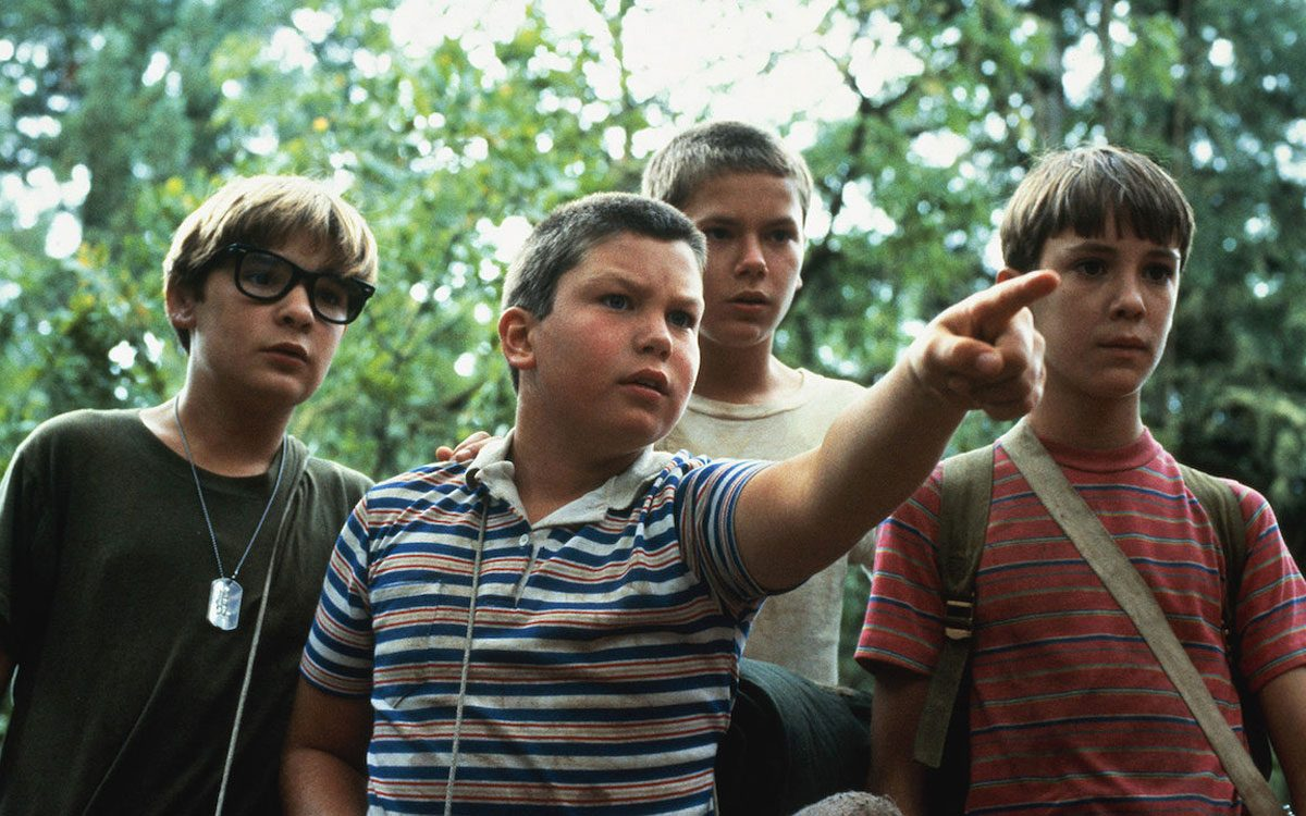 Best drama movies on Netflix Canada - Stand By Me