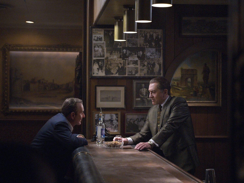 Best drama movies on Netflix Canada - The Irishman