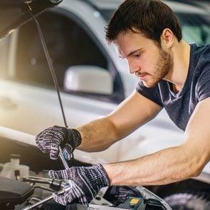 Common car problems - car owner DIY fixes under hood