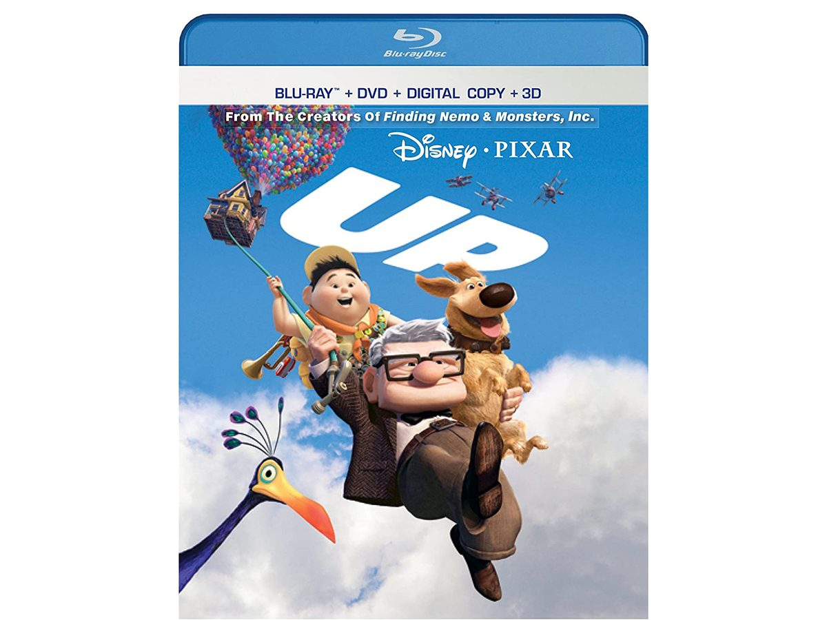Movies with funny titles overseas - Disney Pixar Up
