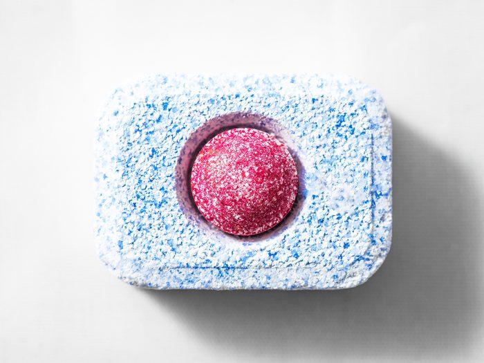 Finish Powerball dishwasher tablet