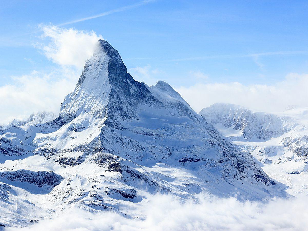 Good news - Matterhorn mountain climb