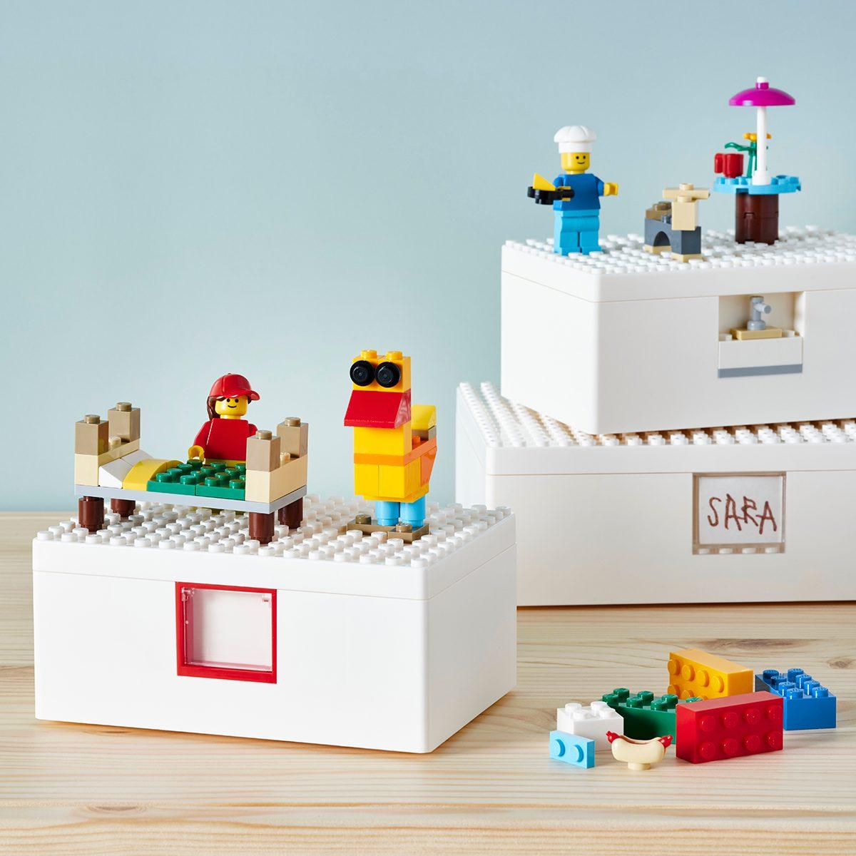 IKEA LEGO Bygglek Collection