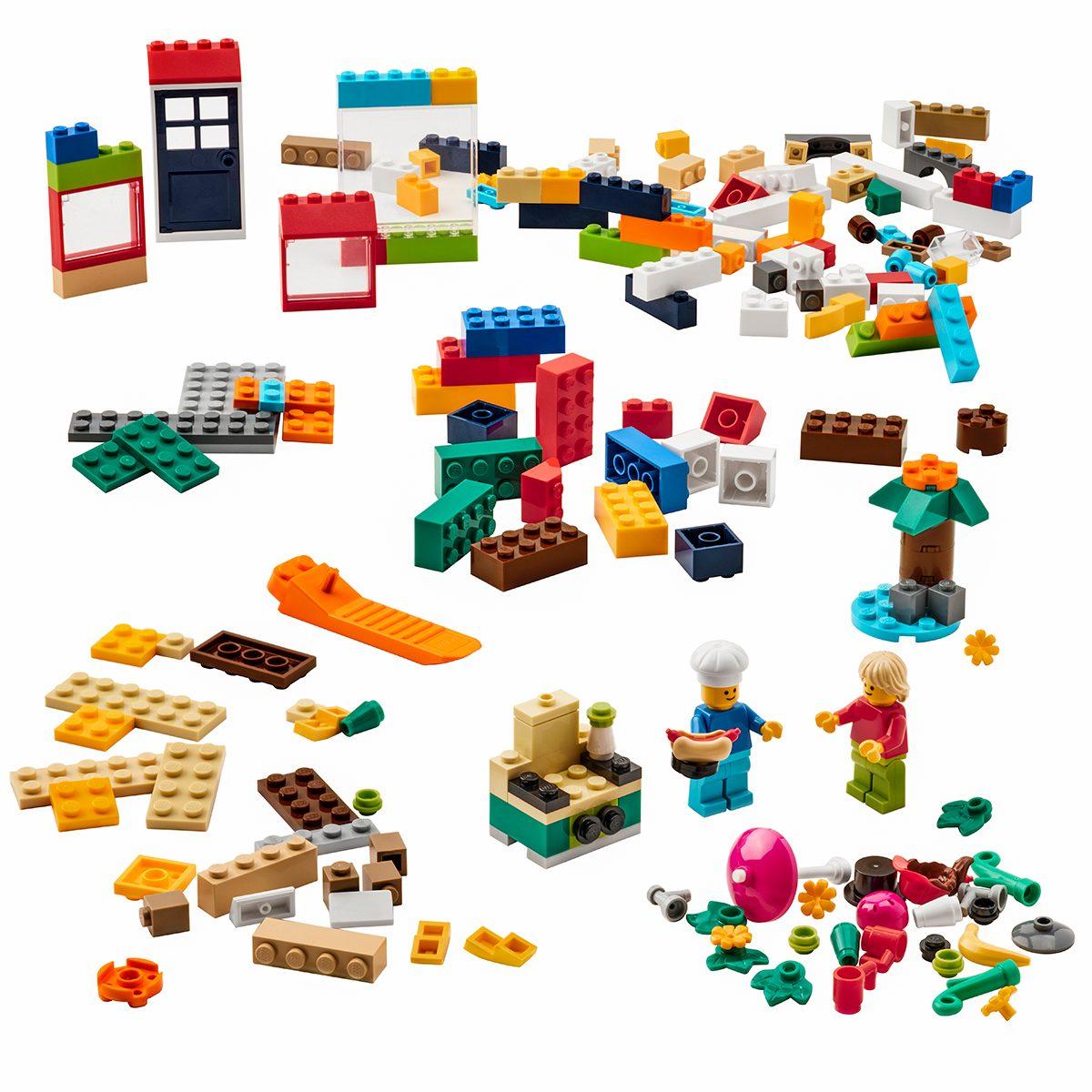 IKEA LEGO Bygglek Collection LEGO brick set
