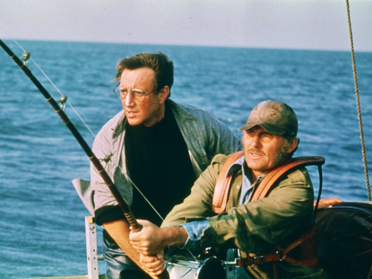 Best scary movies on Netflix - Jaws