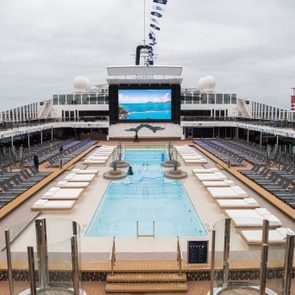 Things you won't be able to do on cruises anymore - cruise ship deck