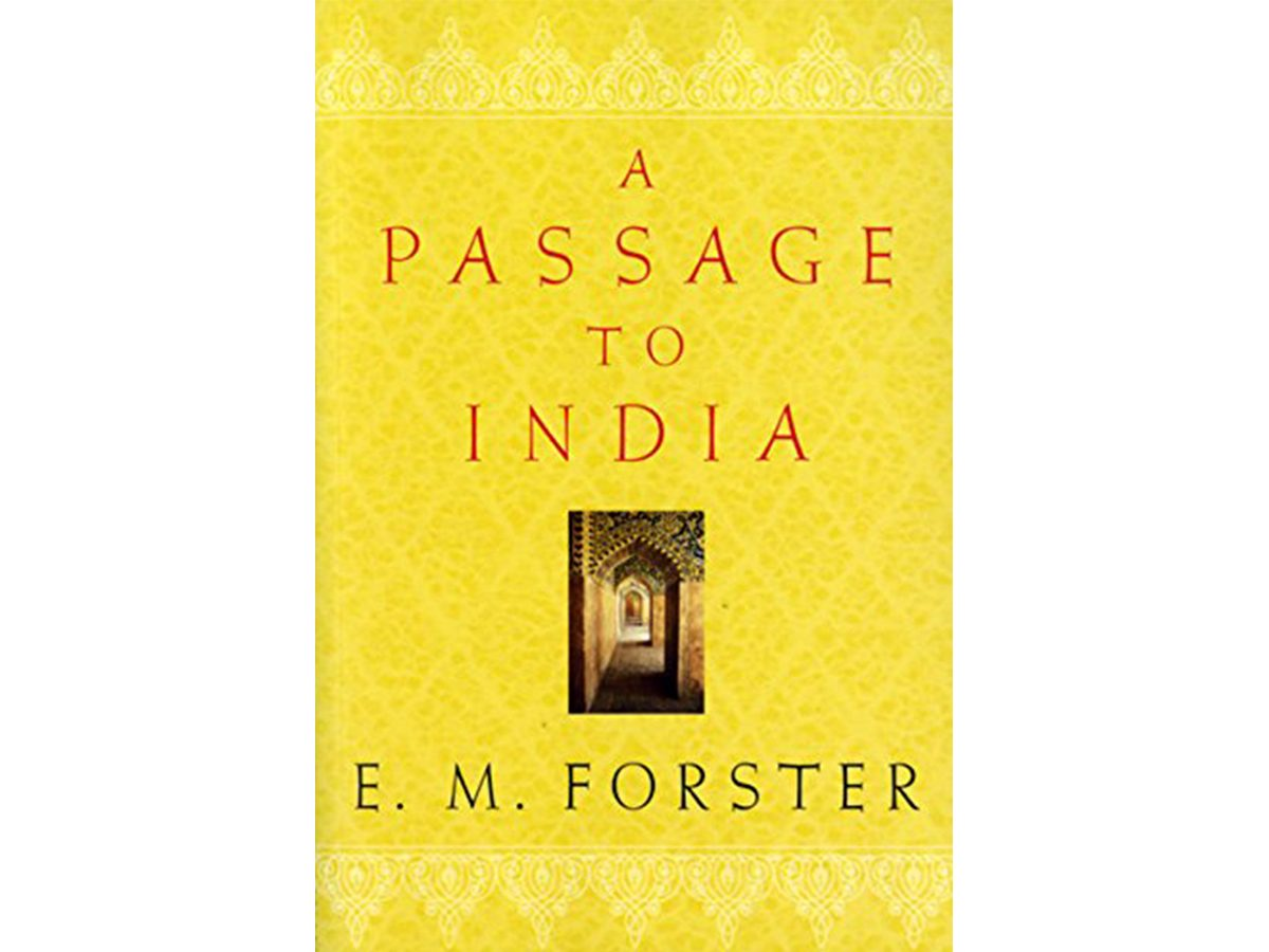 Best book for you based on your zodiac sign - a passage to india libra