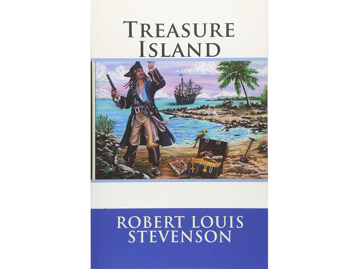 Best book for you based on your zodiac sign - treasure island sagittarius