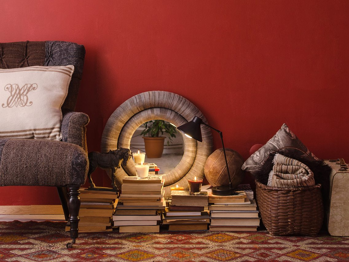 Decorate your home according to zodiac sign - aries room