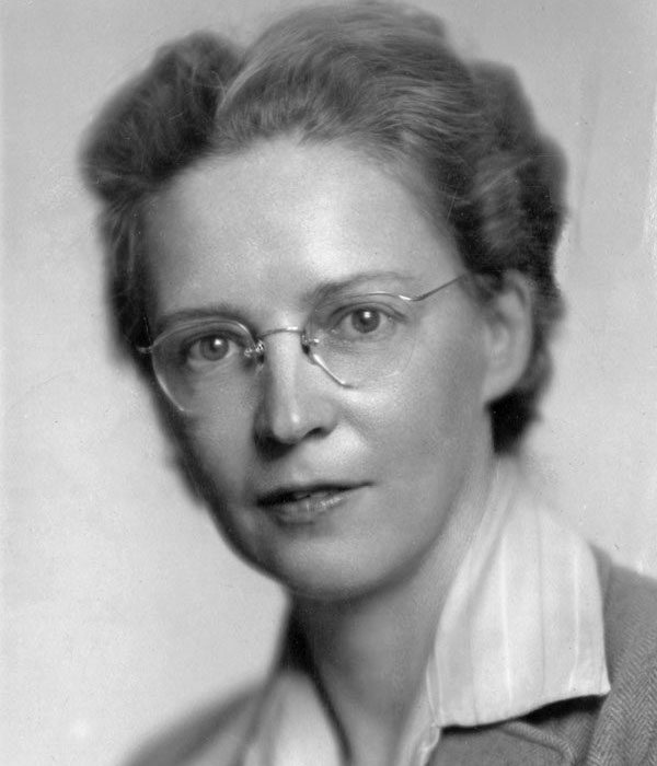 A portrait of engineer Elsie MacGill