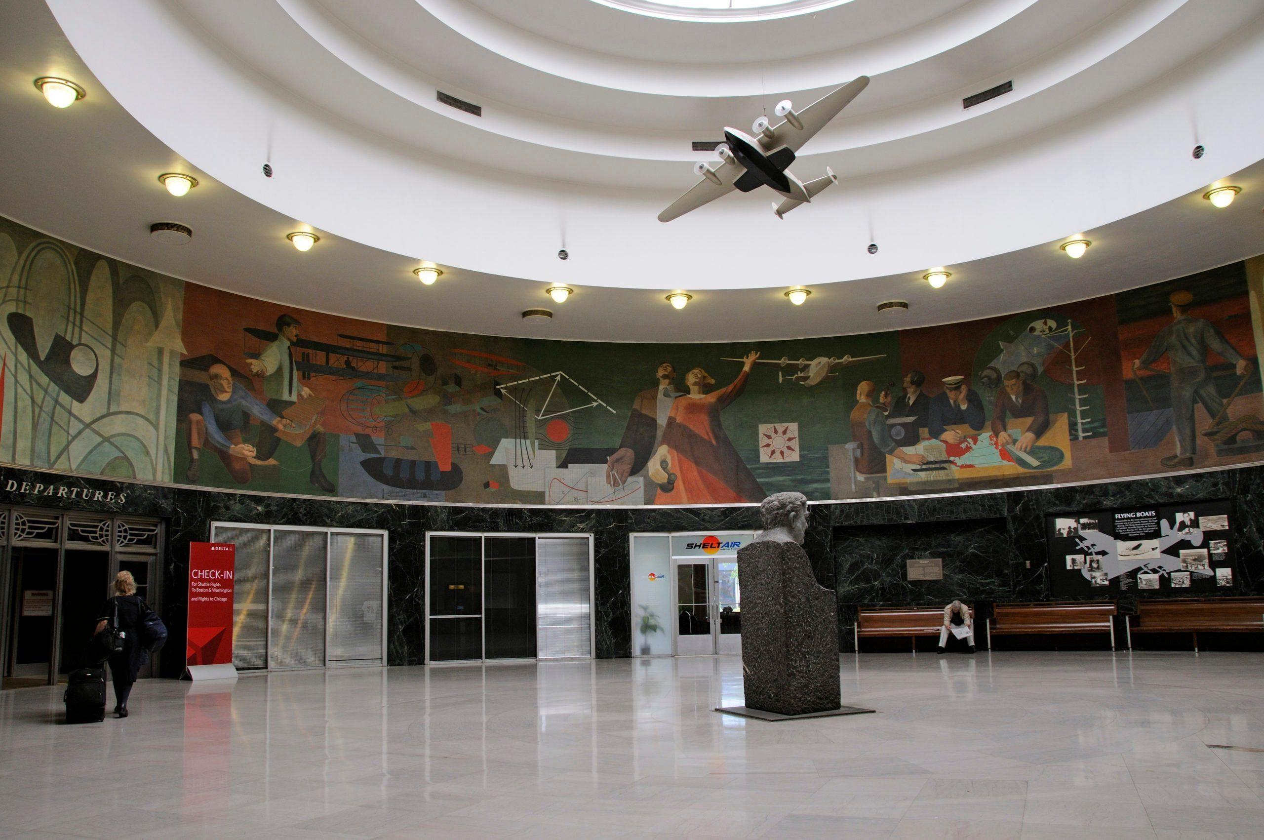 La Guardia Airport NY