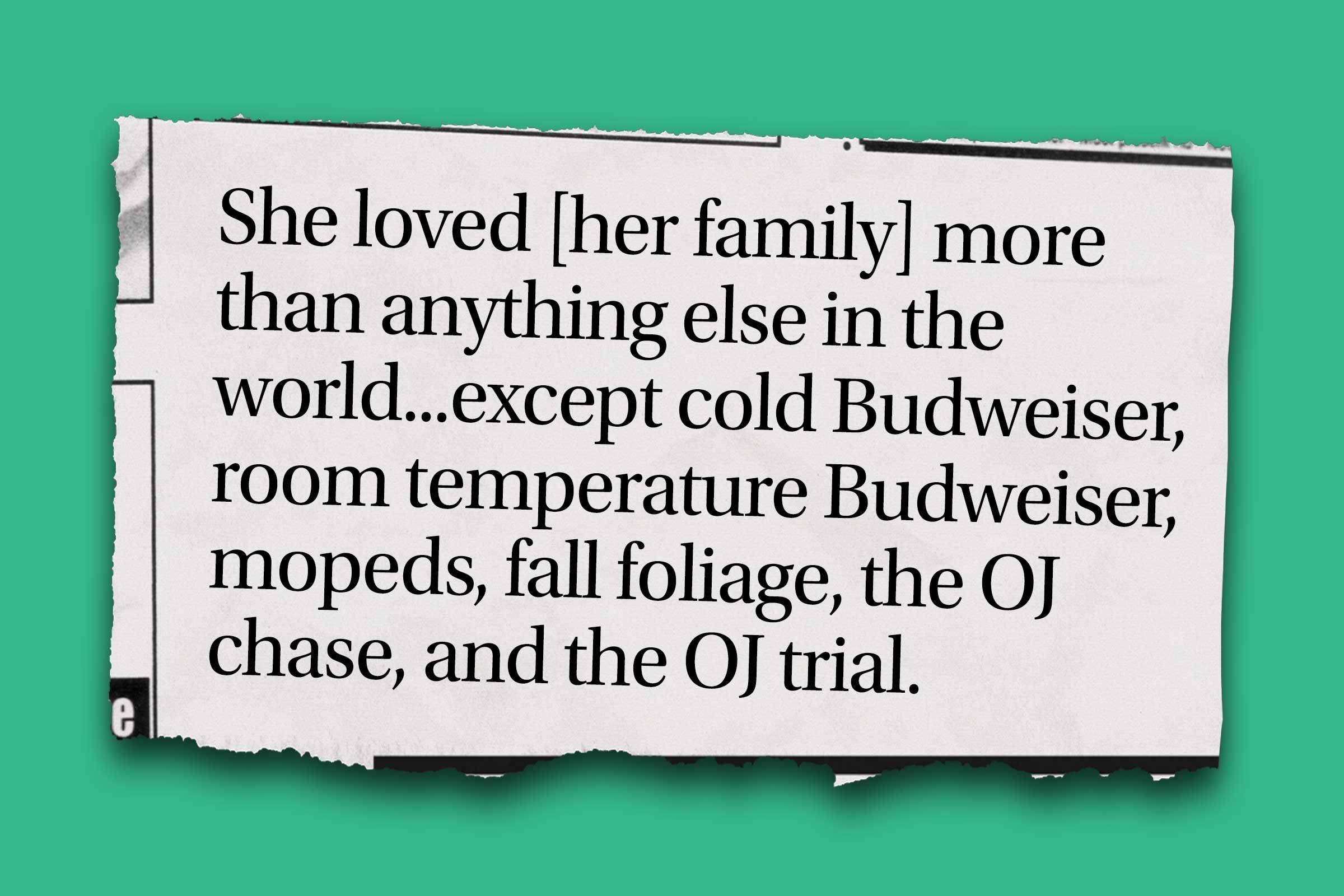 Strange and funny obituaries
