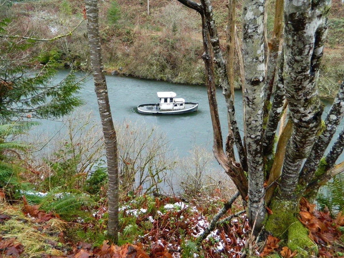 Best boat photography across Canada - MV Shirley