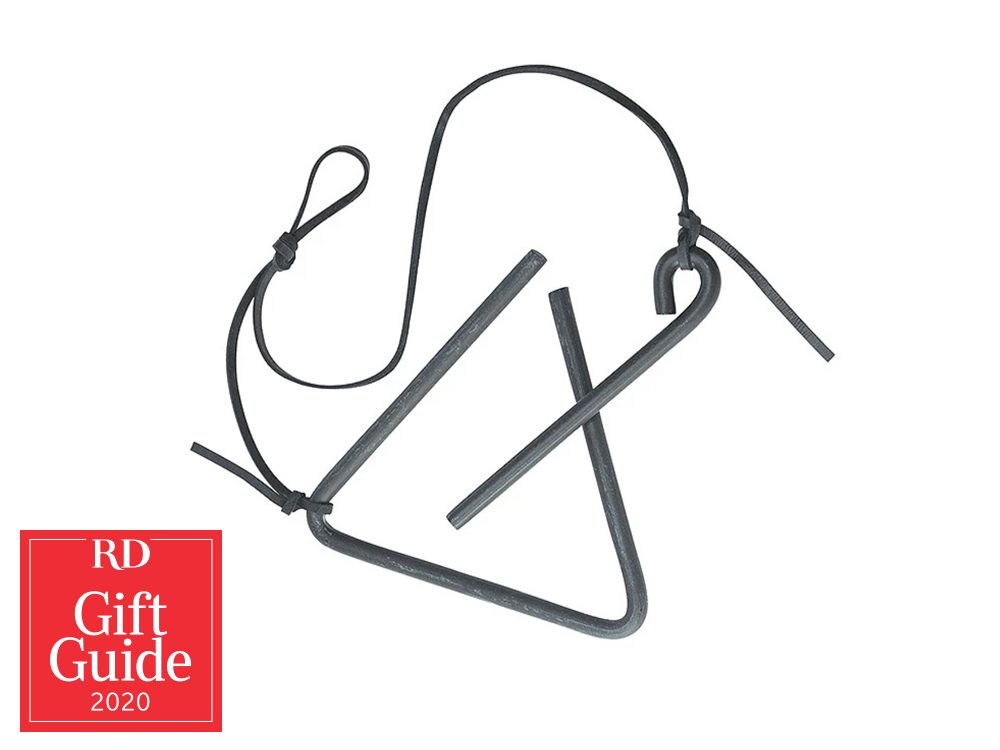 Canadian gifts - holiday gift guide - The Home Depot chuckwagon triangle