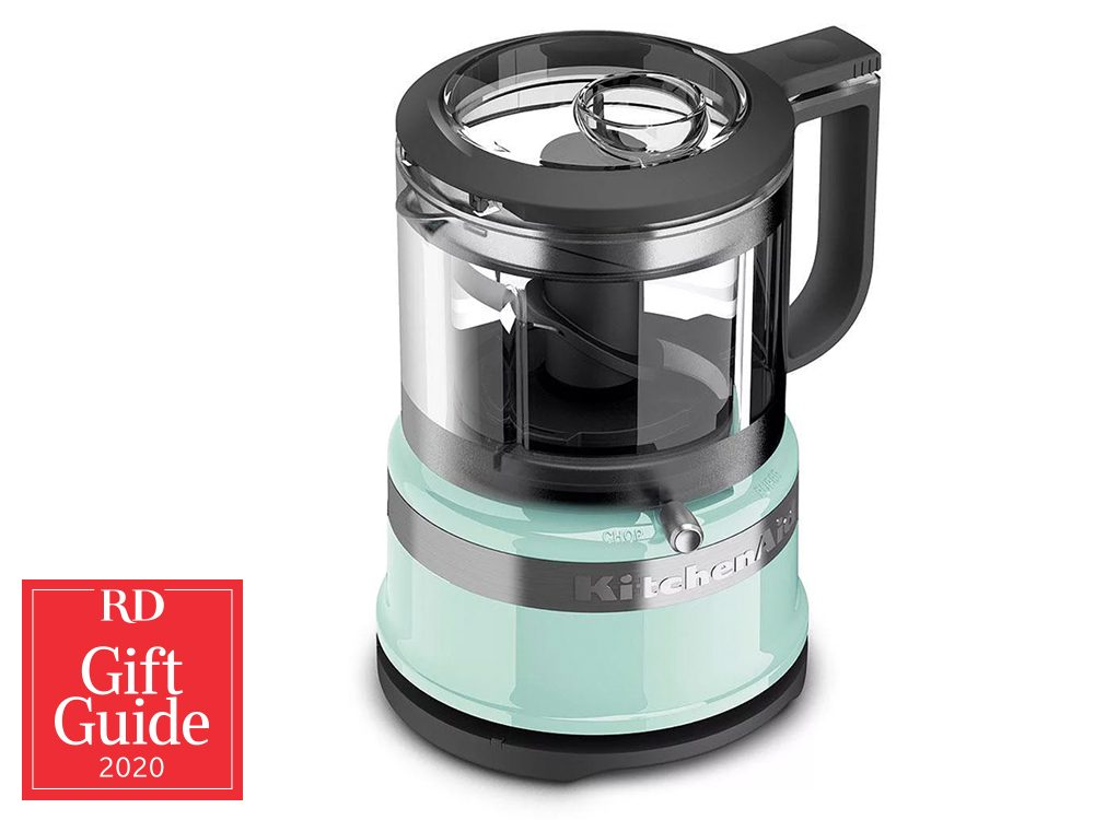 Canadian gifts - holiday gift guide - KitchenAid mini food processor from The Home Depot