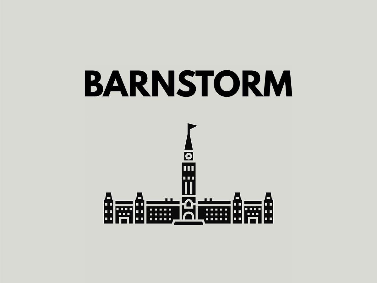 Election terms: barnstorm