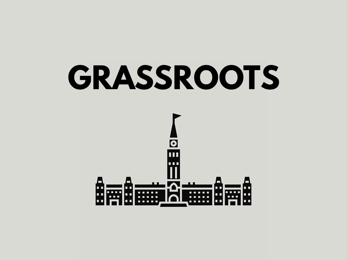 Election terms: grassroots