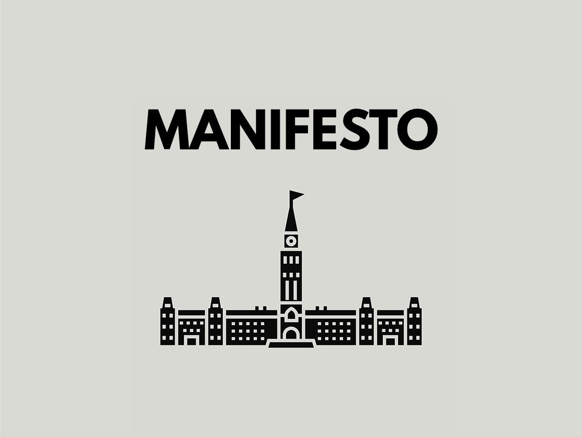 Election terms: Manifesto