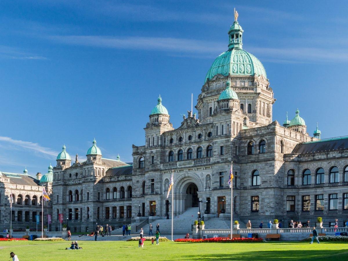 British Columbia parliament