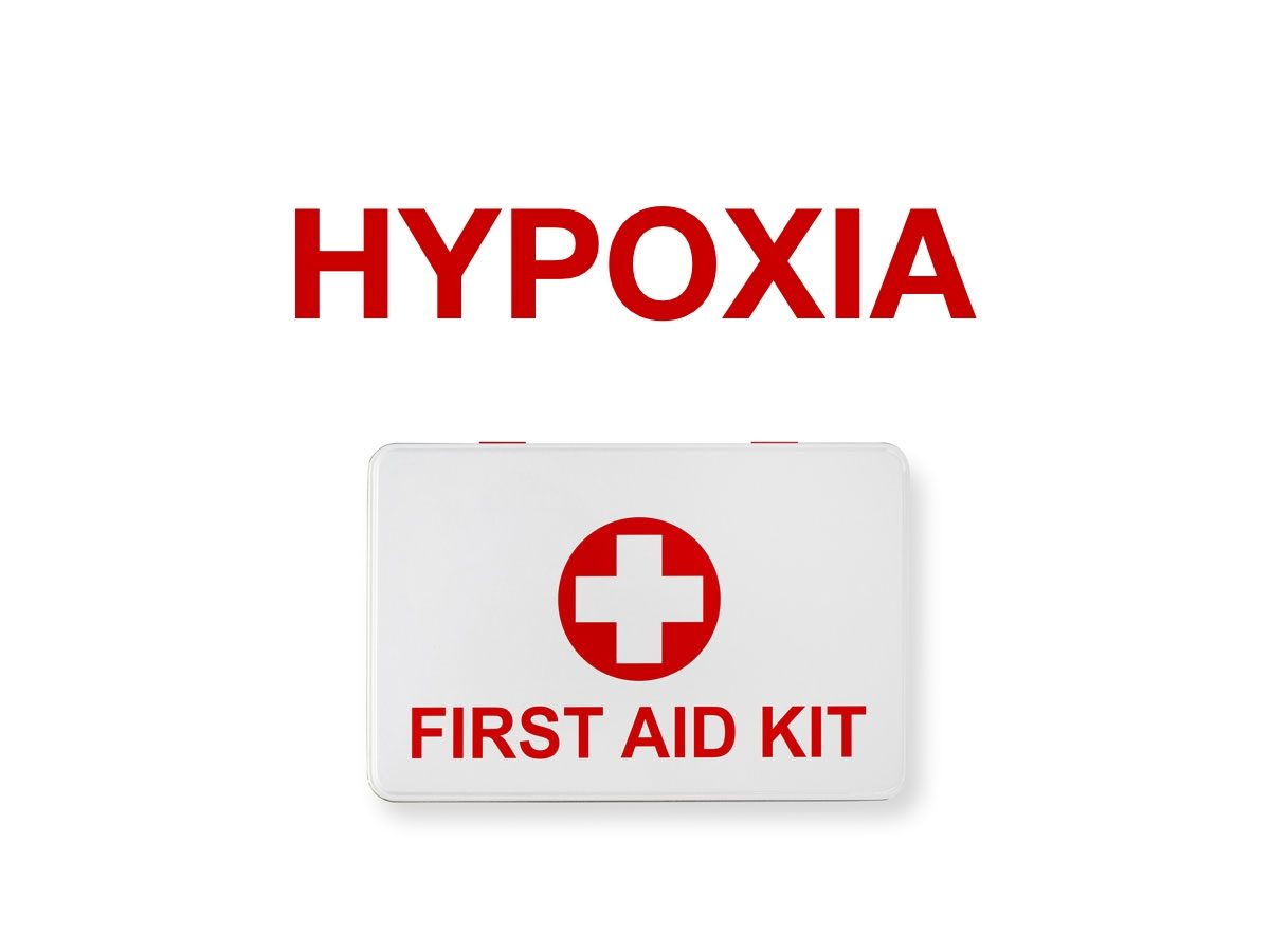 First aid terms - hypoxia