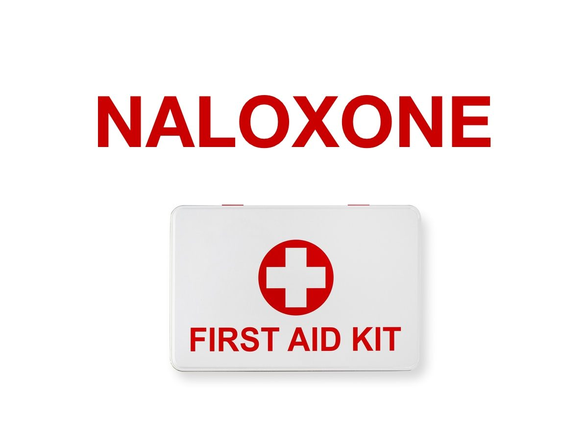 First aid terms - Naloxone