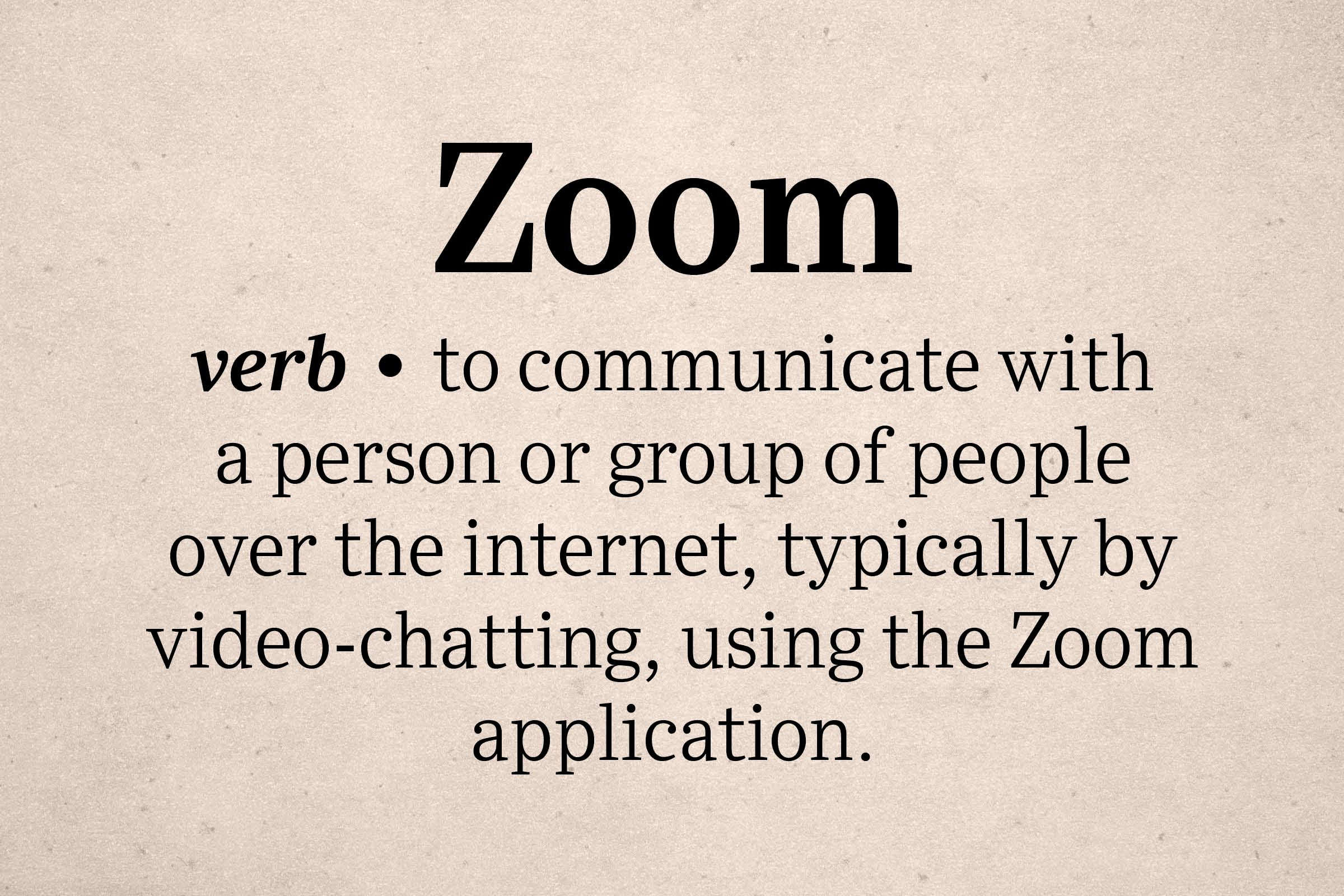 12 Funniest New Words Added to the Dictionary in 2020 - Zoom