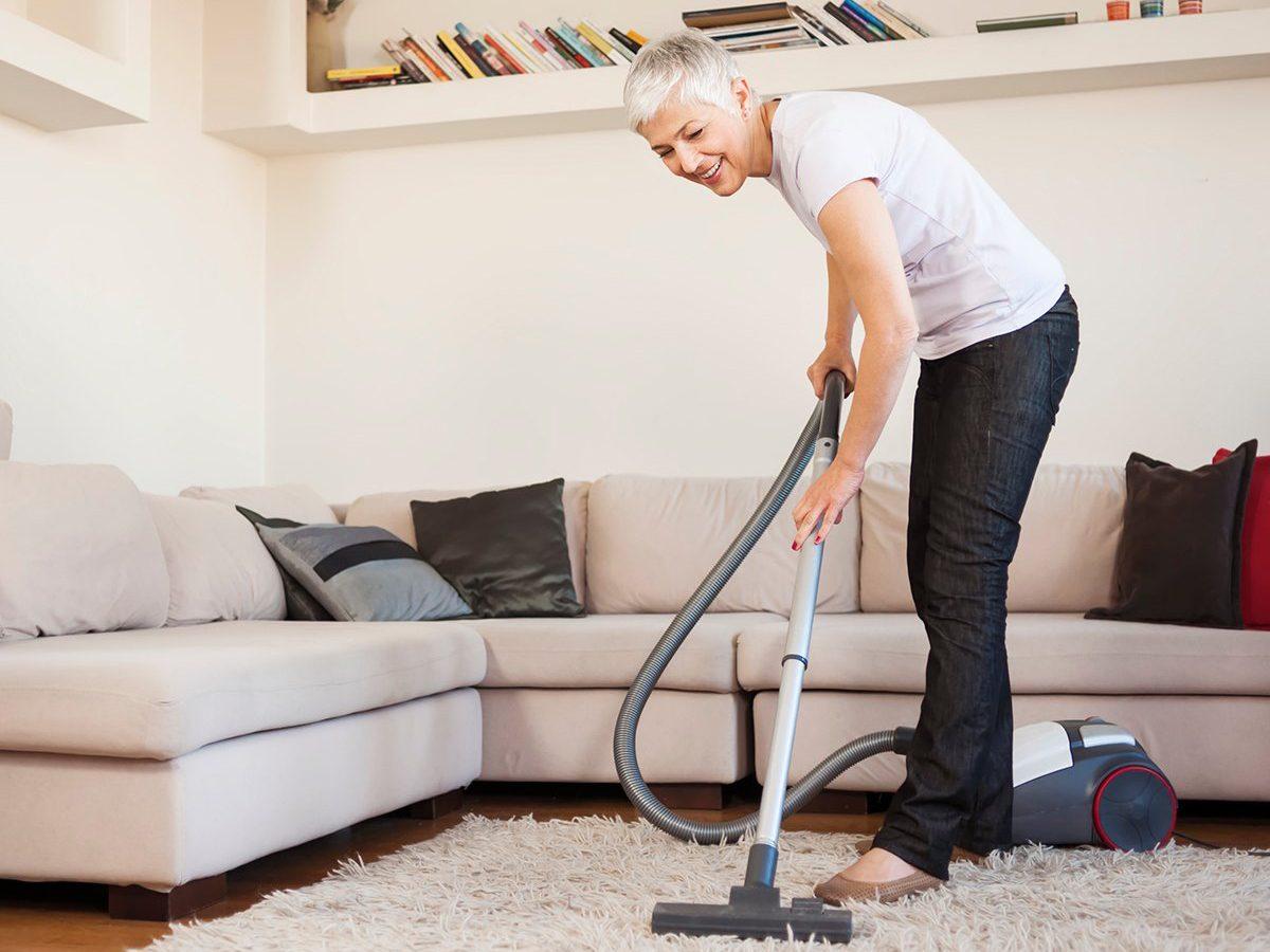 Best chore based on zodiac sign - vacuuming