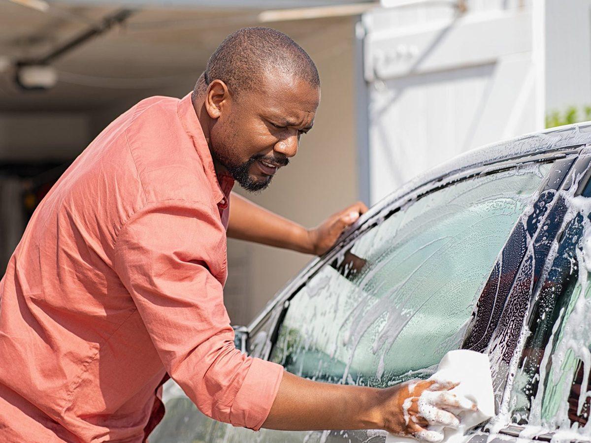 Best chore based on zodiac sign - washing car