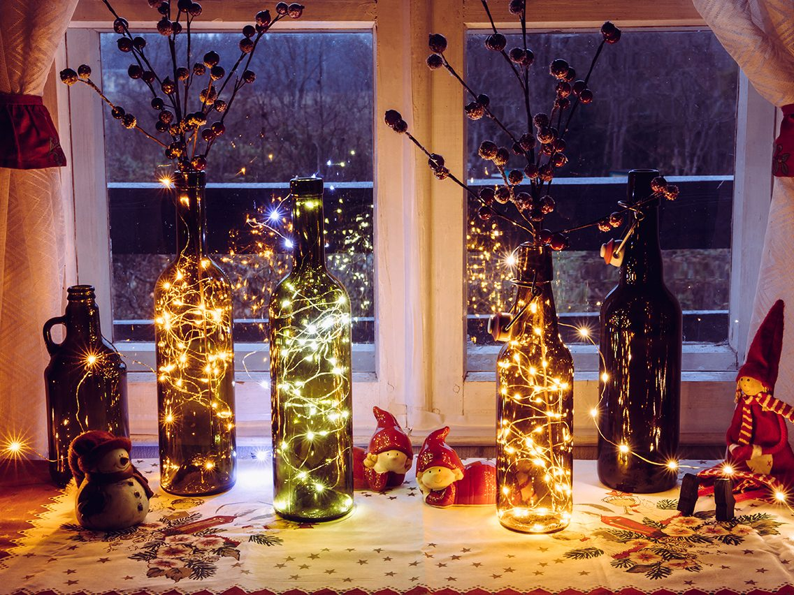 How to decorate for the holidays according to your zodiac sign - capricorn