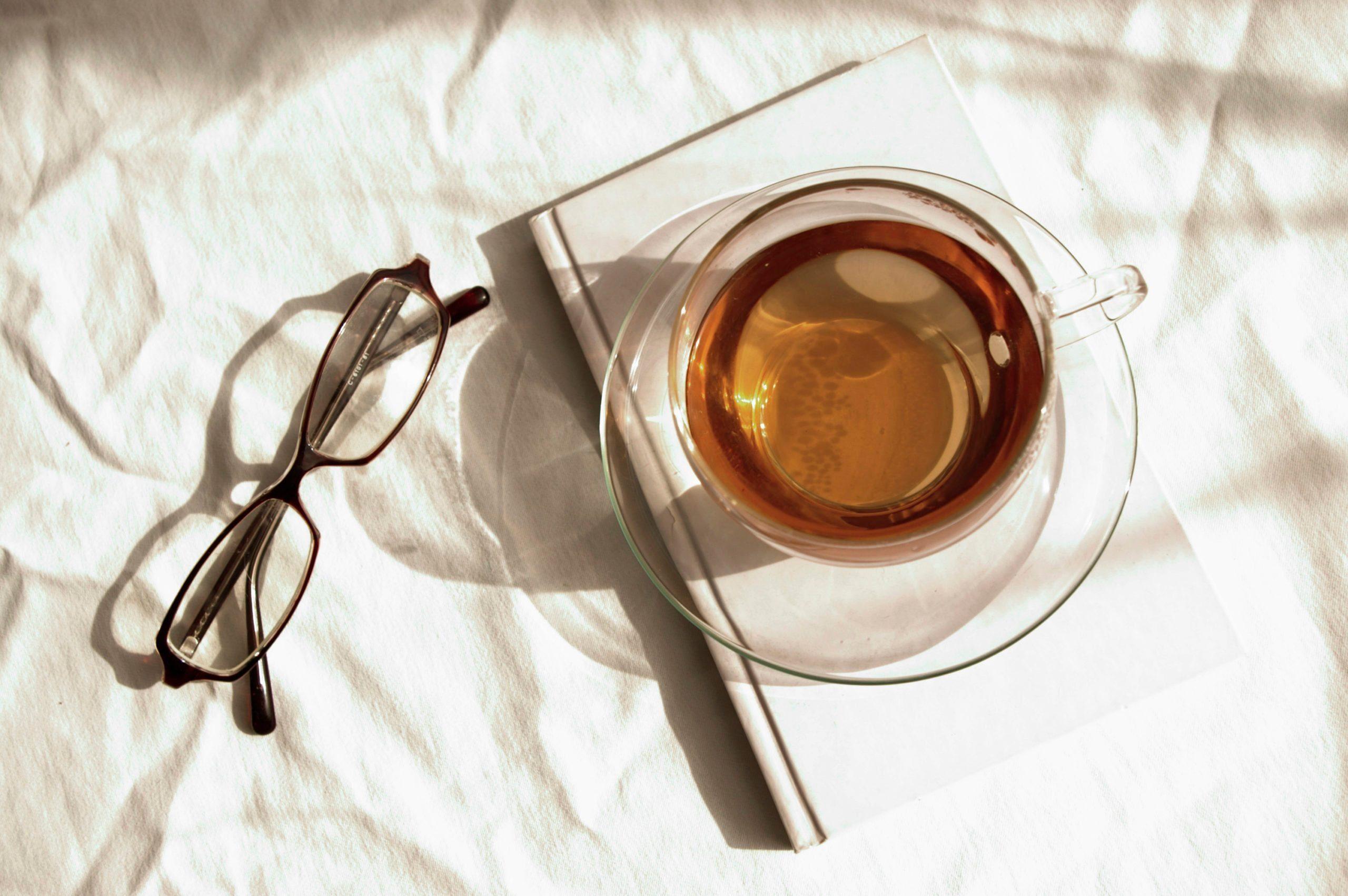 Tea break time