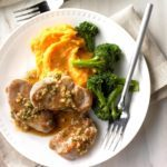 Glazed Rosemary Pork