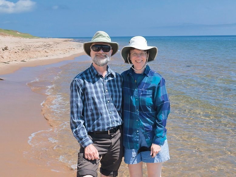 A cross-country trip provided a brand new perspective on the beauty of the East Coast - Singing sands beach
