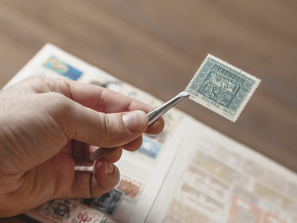 Best hobby for your zodiac - Stamp collecting