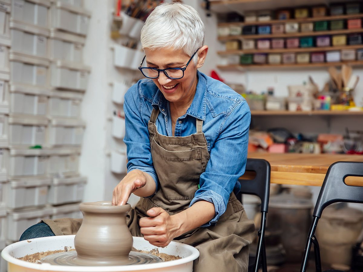 Best hobby for your zodiac - Pottery