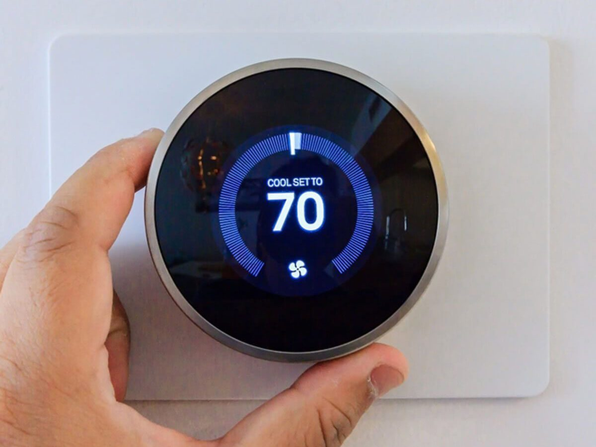 Best temperature to set everything in your home - smart thermostat